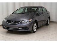 Honda Civic LX **HONDA PLUS SEPT/2019 120KM** 2014