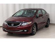 Honda Civic Touring **HONDA PLUS MAY.28.2019 OU 100 000KM** 2015