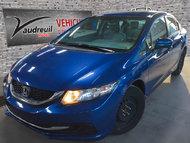Honda Civic LX*JAMAIS ACCIDENTE*1 PROPRIO* 2015