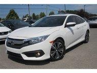 Honda Civic EX-T/TURBO/GARANTIE HONDA 2021 !! 2016