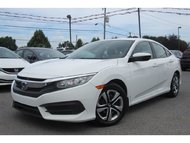 Honda Civic LX / / GARANTIE PROLONGÉE HONDA 2016