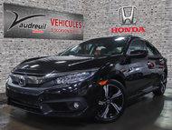 Honda Civic Touring*CUIR*GPS*GARANTIE* 2016