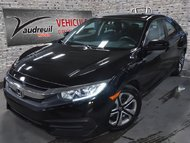 Honda Civic LX*GARANTIE PROLONGÉE* 2017