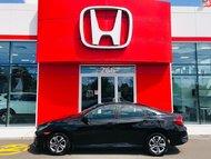 Honda Civic LX /JAMAIS ACCIDENTÉ/APPLE CARPLAY / ANDROID AUTO 2017