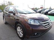 Honda CR-V EX / AWD / GARANTIE HONDA 2014