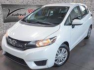 Honda Fit LX*LA MEILLEURE DE SA CATÉGORIE* 2015