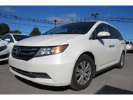 Honda Odyssey EX w/RES/DVD/JAMAIS ACCIDENTÉ 2015