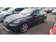 Lexus IS 350 Executive pkg*gps*awd* 2016