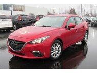Mazda Mazda3 GS / CAMÉRA DE RECUL / SIÈGES CHAUFFANTS 2015
