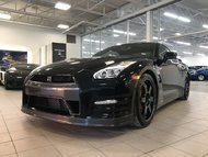 Nissan GT-R Black Edition VENDU/SOLD 2015