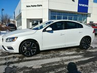 Volvo S60 T5 Dynamic-0.9% Financement Disponible! 2018