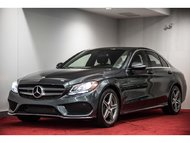 2015 Mercedes-Benz C-Class C300 4MATIC **GROUPE AMG**
