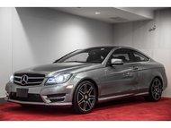 2015 Mercedes-Benz C-Class C350 4MATIC COUPE **EDITION AVANTGARDE**