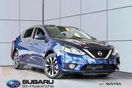 Nissan Sentra SR, cuir, toit, GPS 2016
