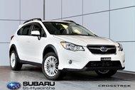 2015 Subaru Crosstrek 2.0i Sport avec Eyesight, toit ouvrant