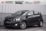 Chevrolet Sonic LT 5 PORTES TOIT HATCHBACK MANUEL 5 VIT 2014