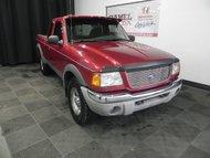 Ford Ranger 4X4 Automatique 2003