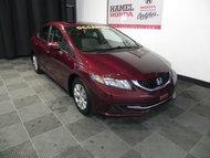 Honda Civic EX Automatique 2015