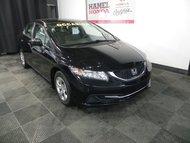 Honda Civic LX Automatique 2015