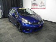 Honda Fit Sport Automatique 2014