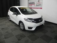 Honda Fit DX 2015