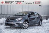 Toyota Corolla LE AUTOMATIQUE 2016