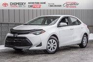 Toyota Corolla CE AUTOMATIQUE 2018