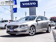 2015 Volvo V60 T5 AWD Premier Plus