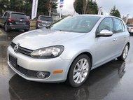 2012 Volkswagen Golf Highline Auto w/ Navigation