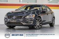 Volvo S60 T5  AWD Certifié Premier + Sport Pack 2014