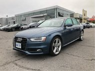 2015 Audi A4 Progressiv plus