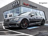 2018 Audi S4 QUATTRO Technik