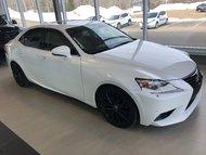 Lexus IS250 AWD SPORT PREMIUM 2014