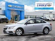 2014 Chevrolet Cruze LS 2LS
