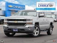 2016 Chevrolet Silverado 1500 STD BOX 4WD Dbl. CAB LT