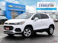 2018 Chevrolet Trax AWD LT LT