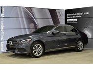 2015 Mercedes-Benz C300 4matic Sedan D.E.L, Peinture Metallisee, Suspensio