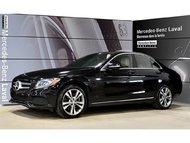 2015 Mercedes-Benz C300 4matic Sedan Certifie ! 4matic, Jantes 18, Bluetoo