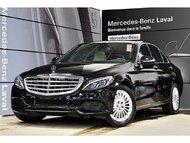 2015 Mercedes-Benz C300 4matic Sedan Premium Plus, Camera Recul, Navigatio