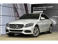 2016 Mercedes-Benz C300 4matic Sedan Navi+Toit Pano+Camera DE Recul+Volant