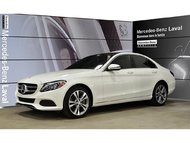 2016 Mercedes-Benz C300 4matic Sedan DEL, Navigation, Toit Panoramique, Ca