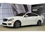 2015 Mercedes-Benz C350 4matic Coupe Navigation, Camera de Recul, Parktron