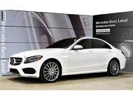 2015 Mercedes-Benz C400 4matic Sedan IDP Entrainement Intelligent, Distron