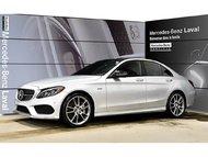 2016 Mercedes-Benz C450 AMG 4matic Sedan Premium, Navigation, Toit Panoramique