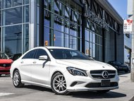 2017 Mercedes-Benz CLA250 ** STAR CERTIFIED PRE-OWNED ** Buy with confidence, drive with pride.