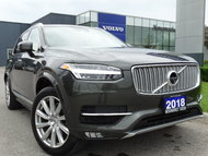 Volvo XC90 T6 Inscription 160KM Warranty Vision Conv. Climate 2018