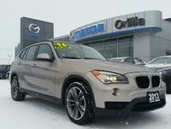 2013 BMW X1 2.0L TWIN TURBO-AWD-ROOF