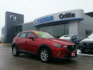 2016 Mazda CX-3 AWD-SKYACTIV-HEATED SEATS-ROOF-B/UP CAMERA