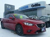 2015  Mazda6 GSL-SKYACTIV-LEATHER-ROOF-HEATED SEATS