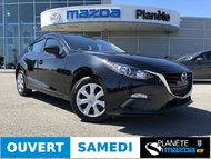 2016 Mazda 3 Sport GX AUTO AIR CRUISE BLUETOOTH